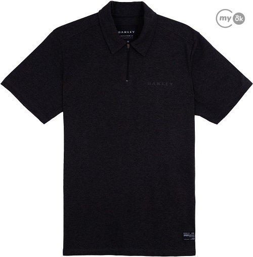 Camisa Oakley Tractor Polo 2020 Black Out