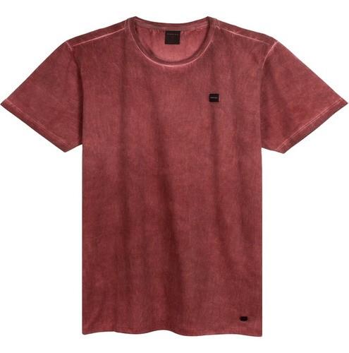 Camiseta Oakley Garage Pack Washed Sp Tee Vermelha