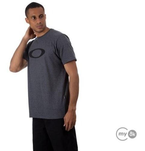 Camiseta Oakley Logotipo O-ellipse Tee Original