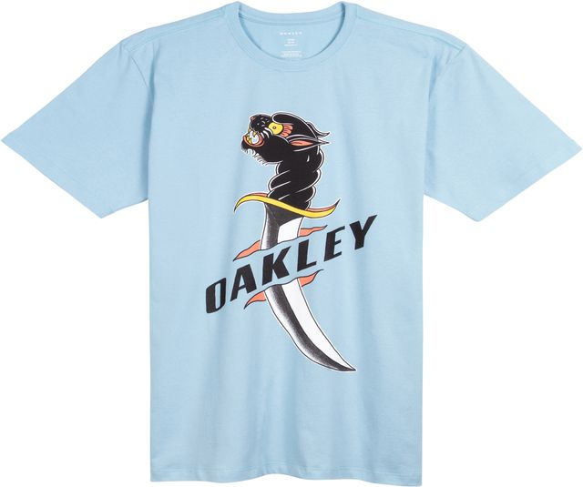 Camiseta Oakley Panthera Tattoo Tee Azul Original