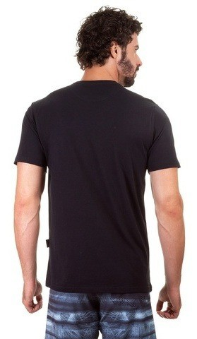 Camiseta Oakley Patch 2.0 Tee Blackout Preta Original