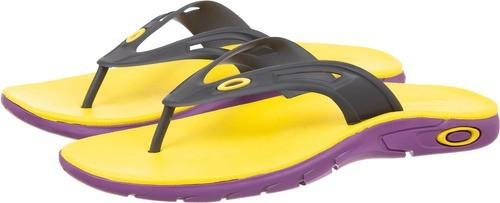 Chinelo Oakley Rest 2.0 Helio Purple
