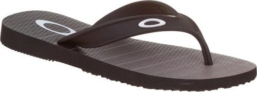 Chinelo Sandalia Masculino Oakley Wave Point 4.0 Branco
