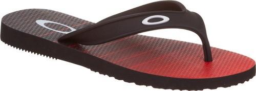 Chinelo Sandalia Masculino Oakley Wave Point 4.0 Jet Black