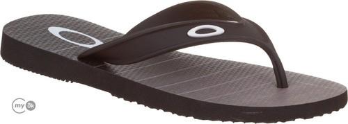 Chinelo Sandalia Masculino Oakley Wave Point 4.0 Preto