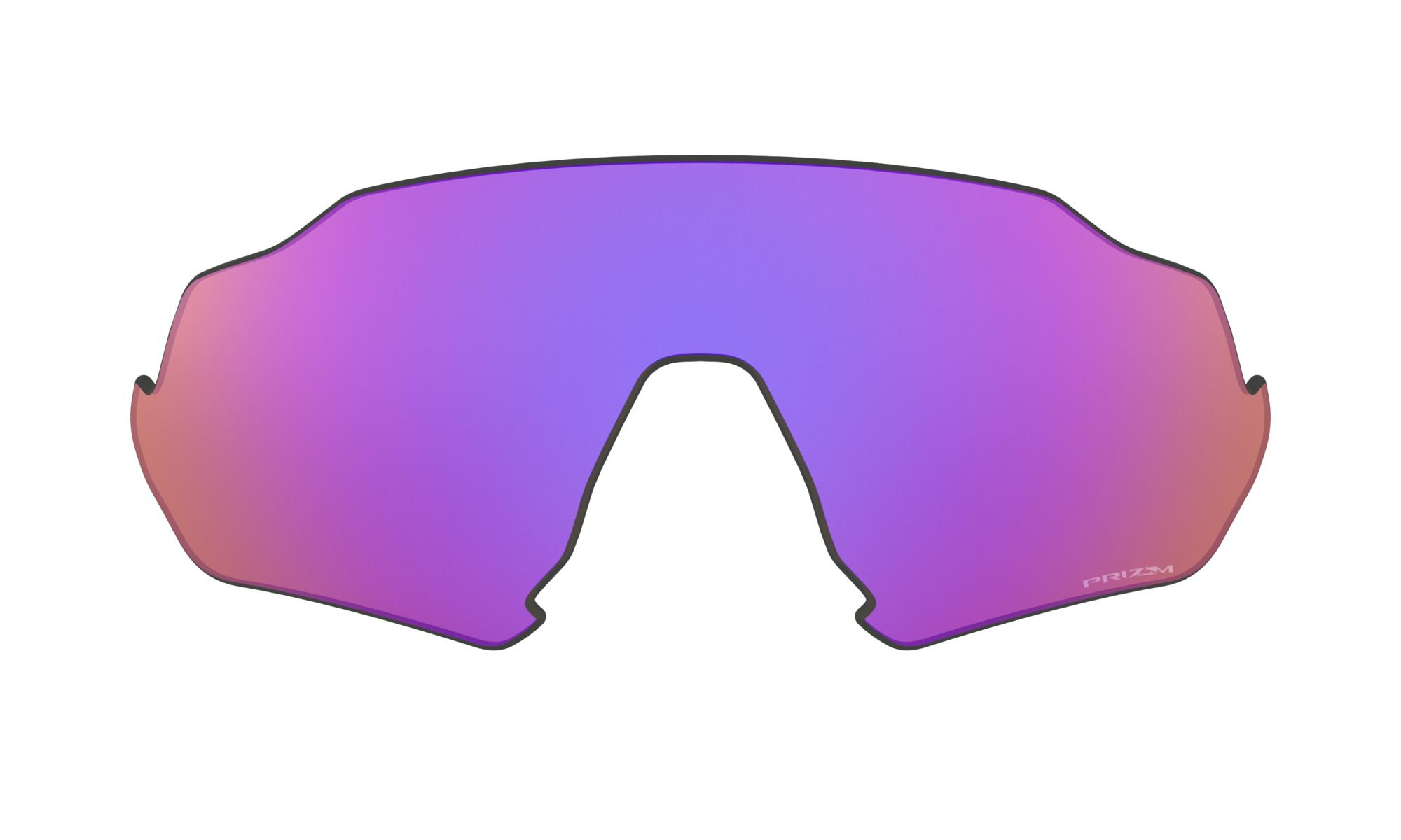Lente Oakley Flight Jacket Prizm Trail