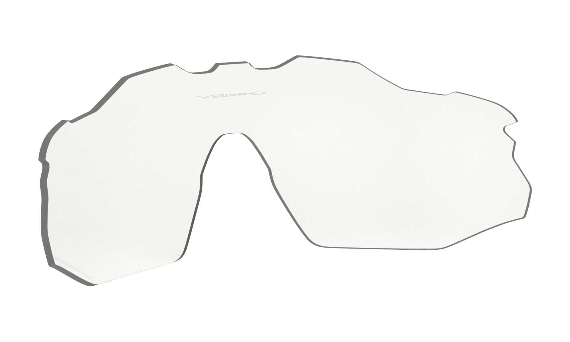 Lente Oakley Radar EV Advancer Photochromic