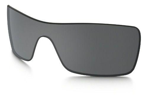 Lente Para Oakley Batwolf Black Iridium Oo9101