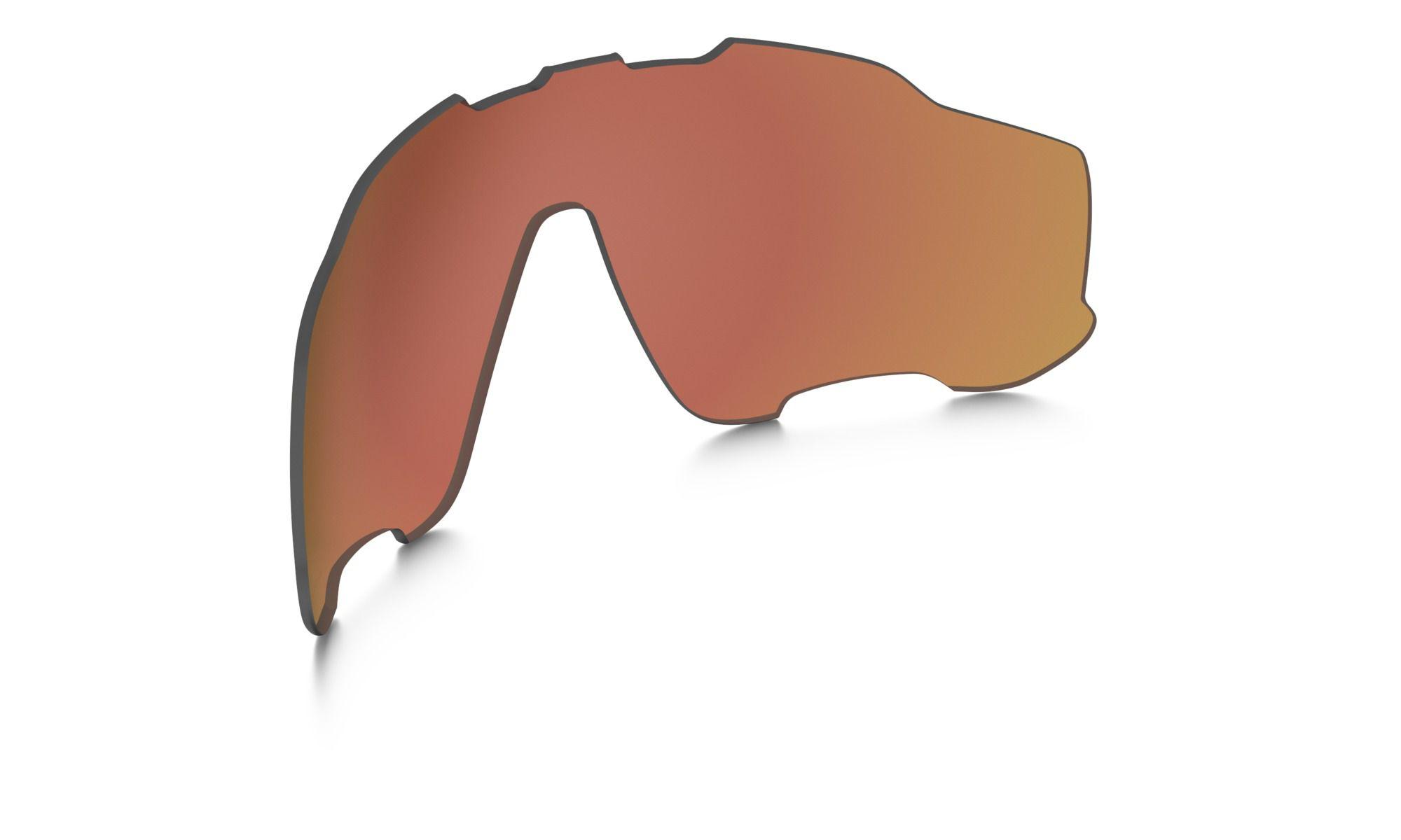Lente para Oakley Jawbreaker Prizm Ruby