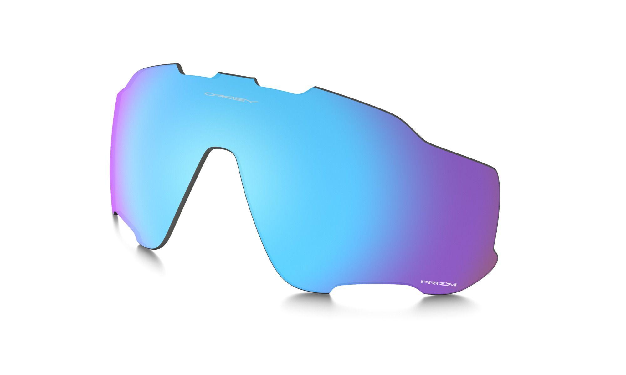Lente para Oakley Jawbreaker Sapphire Iridium