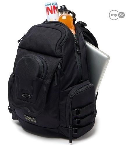 Mochila Oakley Icon Backpack Cor Preto Original Com Nota