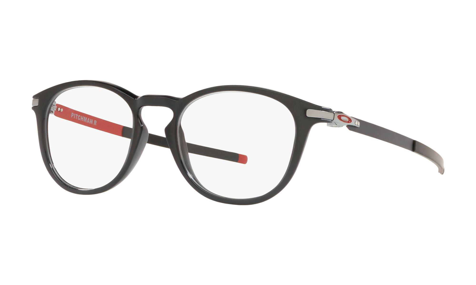 Óculos de Grau Masculino Oakley Pitchman R Preto