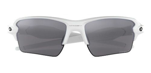 Óculos De Sol Oakley Flak 2.0 Xl White Prizm Black Polarized