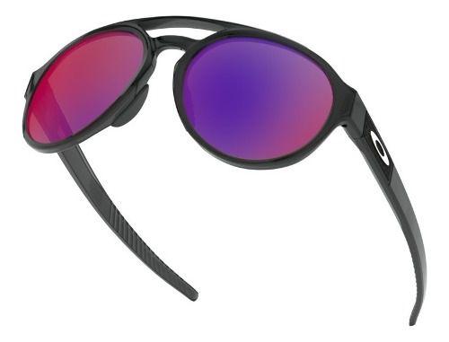Óculos De Sol Oakley Forager Black Ink Lentes Prizm Road