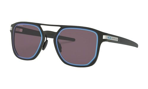 Óculos De Sol Oakley Latch Alpha Matte Black Prizm Grey