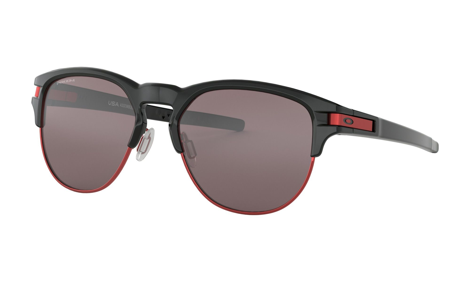 Óculos De Sol Oakley Latch Key L Black Iridium