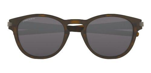 Óculos De Sol Oakley Latch Matte Brown Prizm Grey