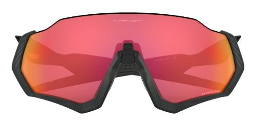 Óculos Flight Jacket Matte Black Lentes Prizm Trail Torch