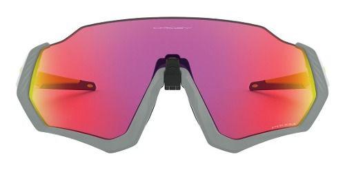 Óculos Flight Jacket Matte Fog Lente Prizm Road