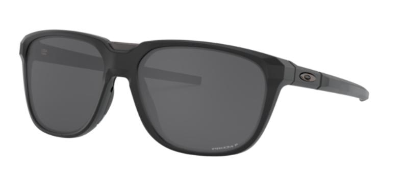 Óculos Oakley Anorak Matte Black Prizm Polarizado