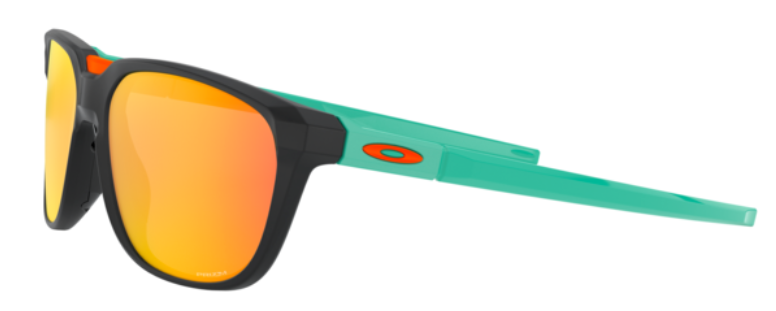 Óculos Oakley Anorak Matte Black Prizm Ruby