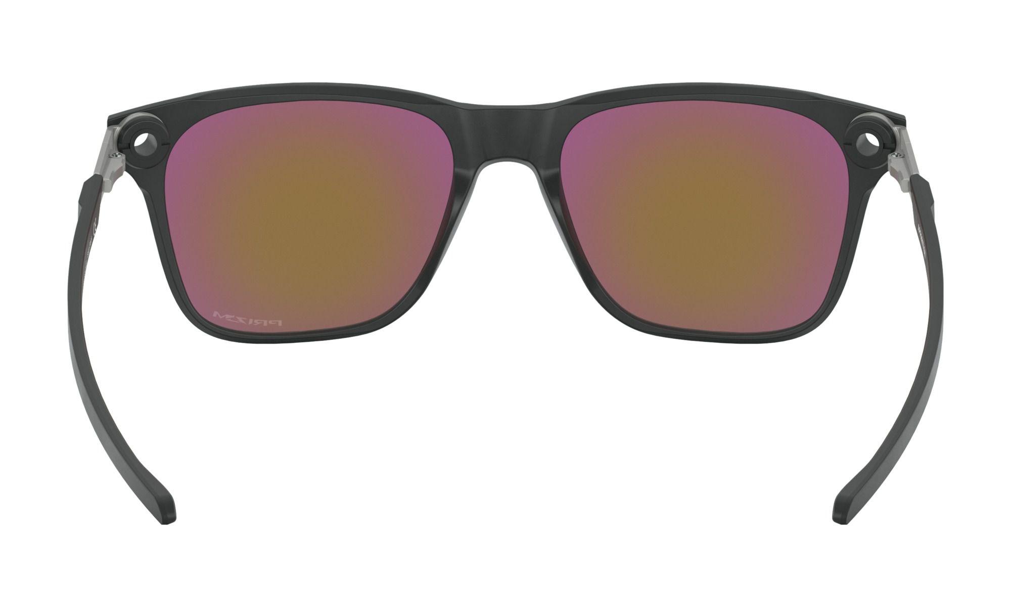 Oculos Oakley Apparition Preto Lente Violet
