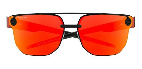 Óculos Oakley Chrystl Matte Black Prizm Ruby