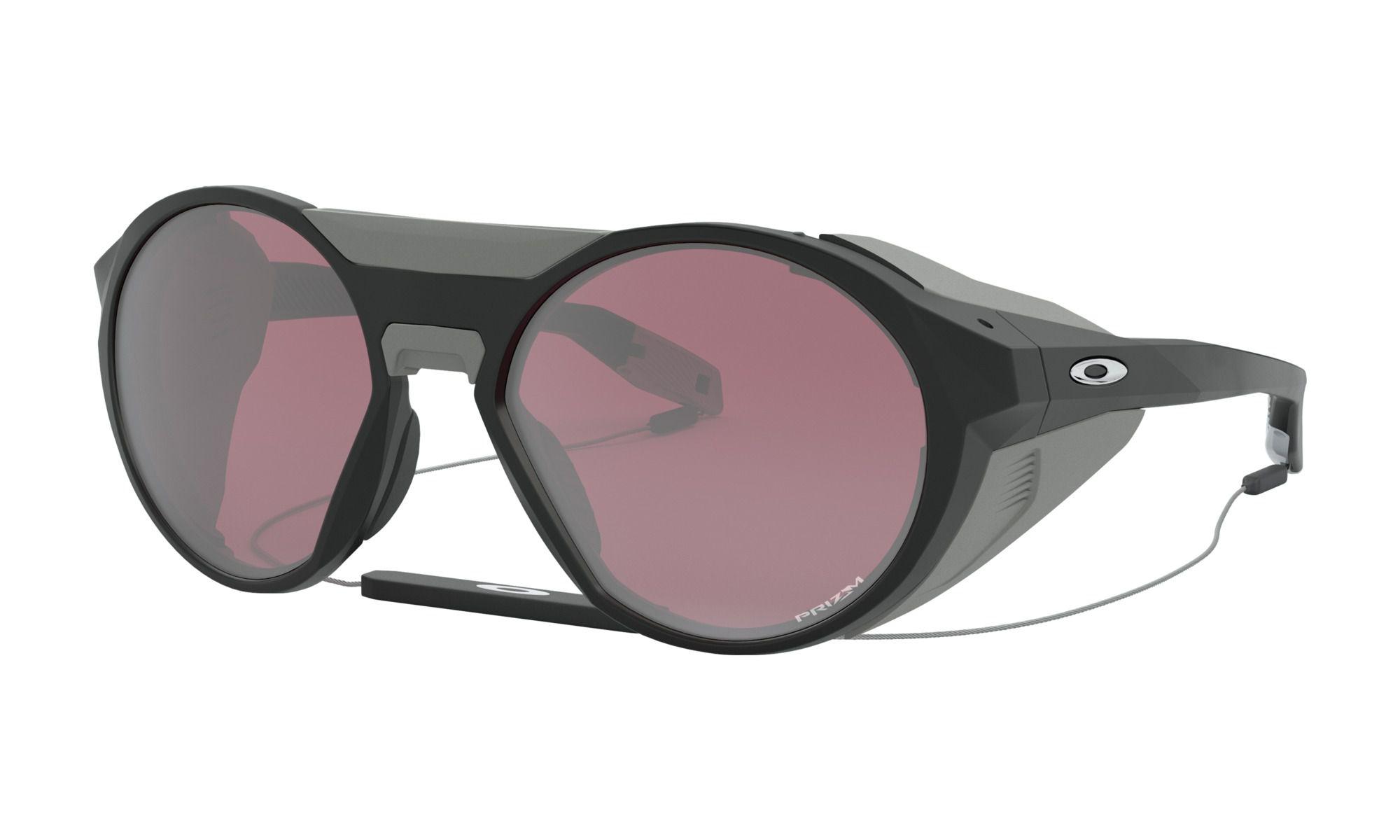 Óculos Oakley Clifden Matte Black Prizm Snow Black