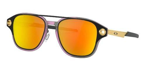Óculos Oakley Coldfuse Matte Black Prizm Ruby Polarizada