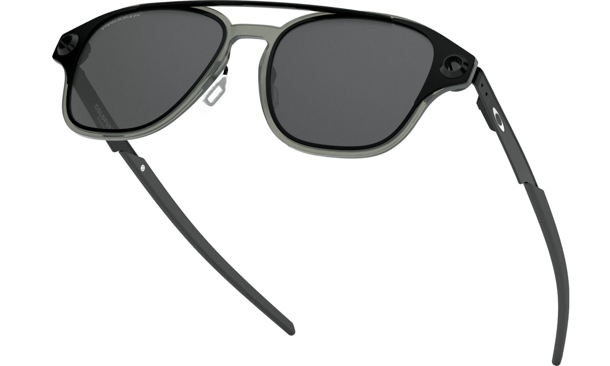 Óculos Oakley Coldfuse Preto Polarizado Prizm
