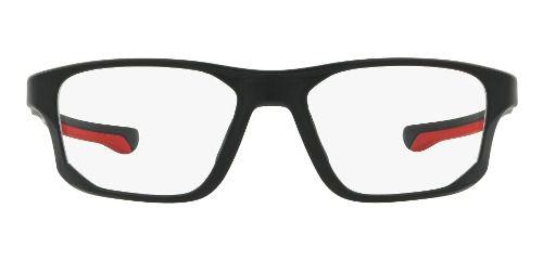Óculos Oakley Crosslink Fit Satin Black Redline