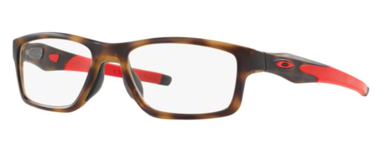 Óculos Oakley Crosslink Mnp Matte Brown Tortoise