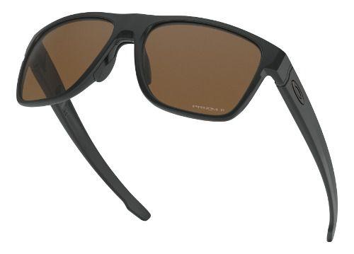 Óculos Oakley Crossrange Xl Black Prizm Polarizado
