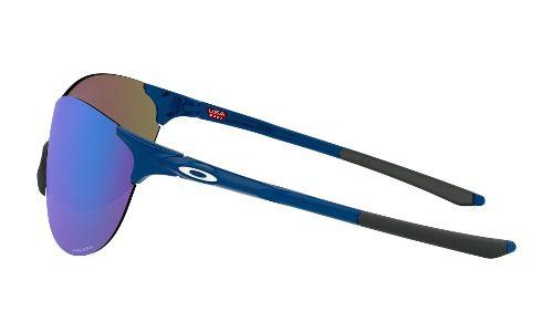 Óculos Oakley Evzero Ascend Poseidon Prizm Saphire