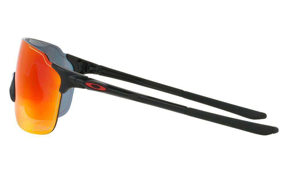Óculos Oakley Evzero Stride Black Prizm Road