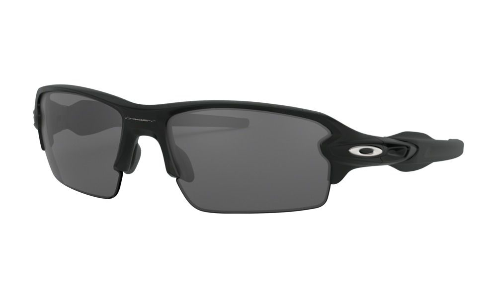 Óculos Oakley Flak 2.0 Matte Black Lente Black Iridium