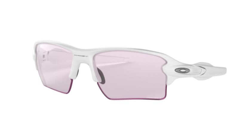 Óculos Oakley Flak 2.0 Xl White Prizm Low Light