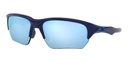 Óculos Oakley Flak Beta Deep H2o Polarizada Oo9363