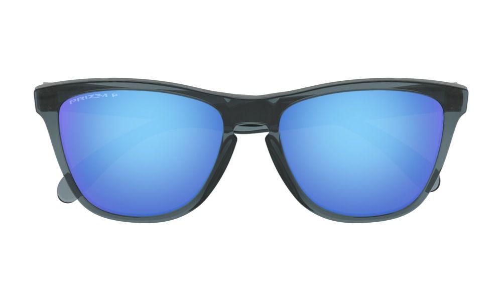 Óculos Oakley Frogskins Black Sapphire Polarizada