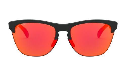 Óculos Oakley Frogskins Lite Black Prizm Ruby
