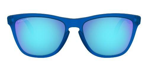 Óculos Oakley Frogskins Mix Transl. Prizm Sapphire