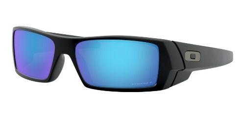 Óculos Oakley Gascan Preto Prizm Sapphire Polarizado Oo9014