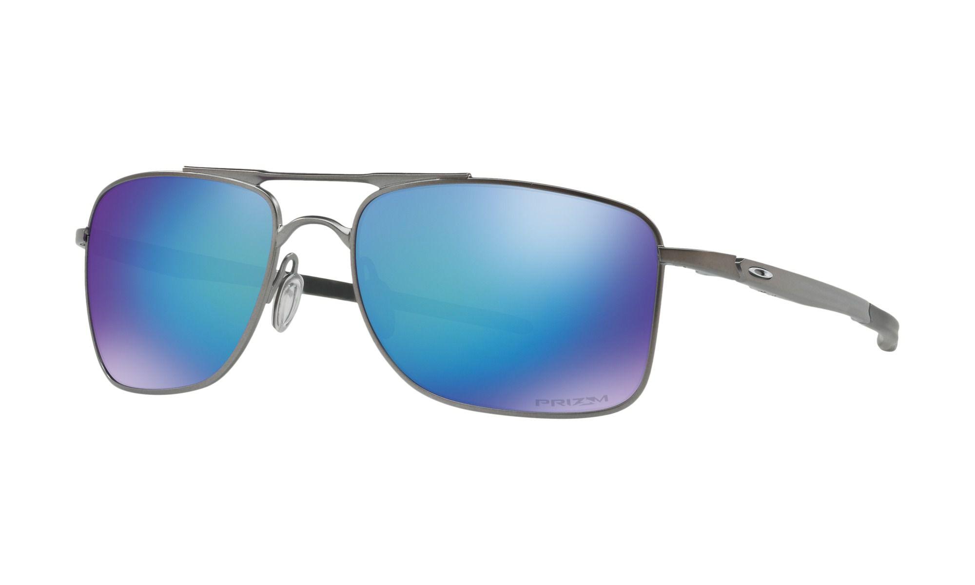 Óculos Oakley Gauge 8 Gun Prizm Saphire Polarizada
