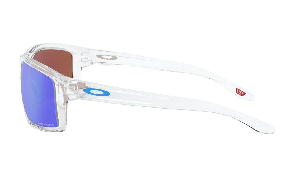 Óculos Oakley Gibston Clear Prizm Sapphire Iridium