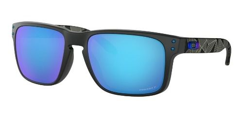 Óculos Oakley Holbrook Prizmatic Lente Sapphire Polarizada