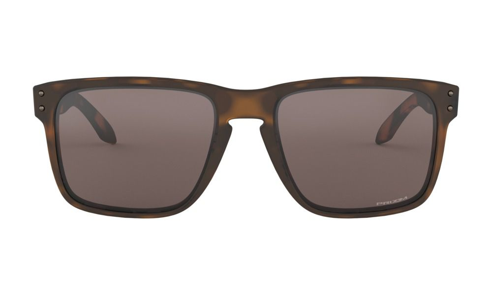 Óculos Oakley Holbrook Xl Marrom Lente Black Irid