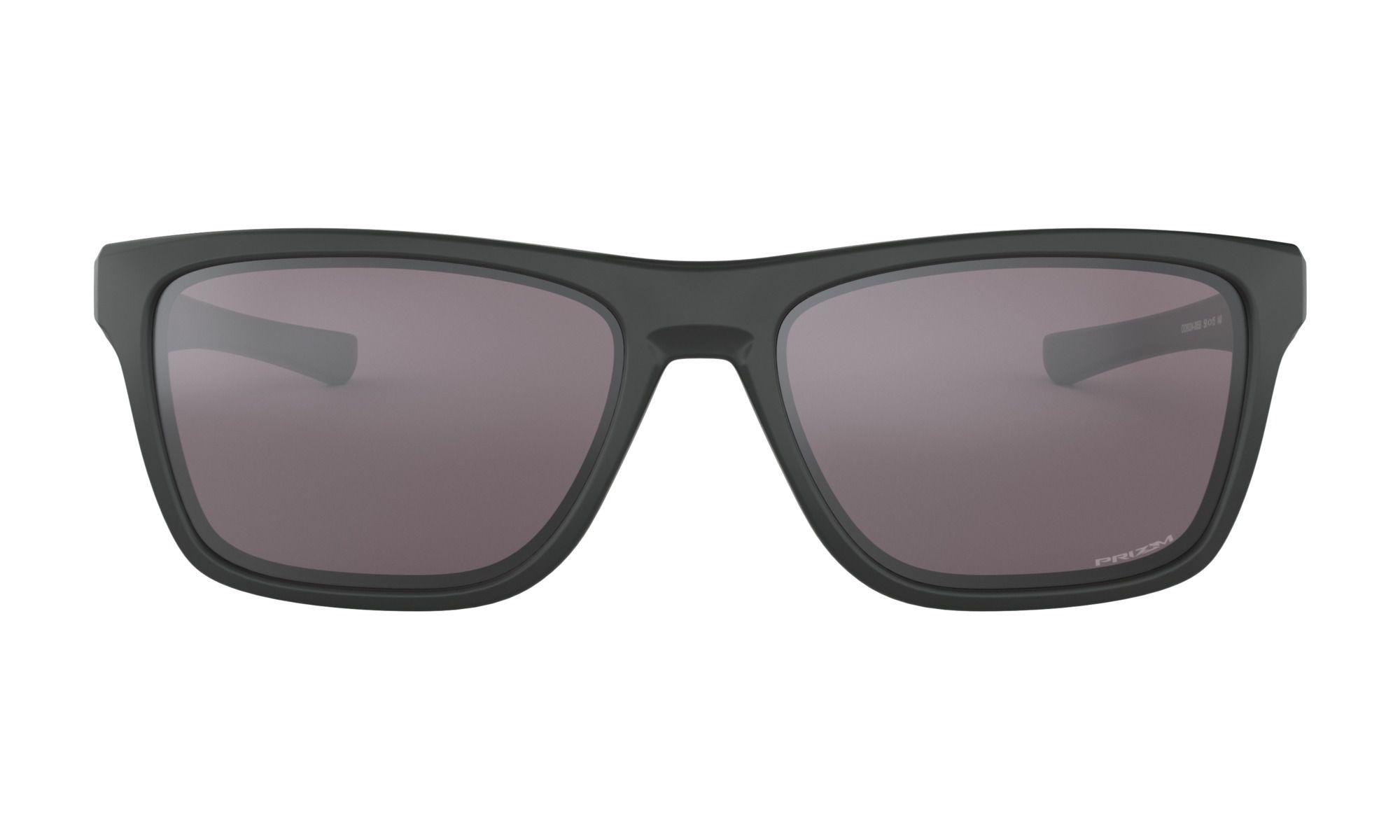 Óculos Oakley Holston Matte Black Prizm Grey