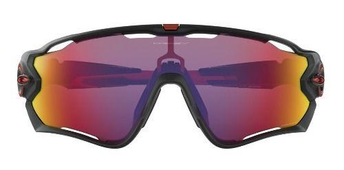 Óculos Oakley Jawbreaker Black Lente Prizm Road