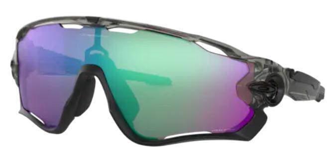 Óculos Oakley Jawbreaker Grey Ink Prizm Road Jade