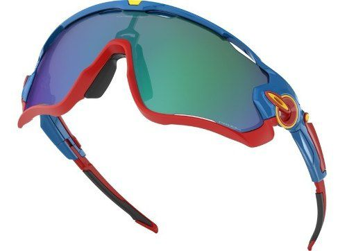 Óculos Oakley Jawbreaker Sapphire Blue Snapback Prizm Jade
